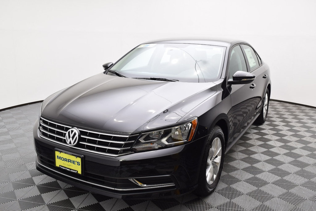new 2018 volkswagen passat 2 0t s automatic sedan in la crosse 7n70025 volkswagen la crosse. Black Bedroom Furniture Sets. Home Design Ideas